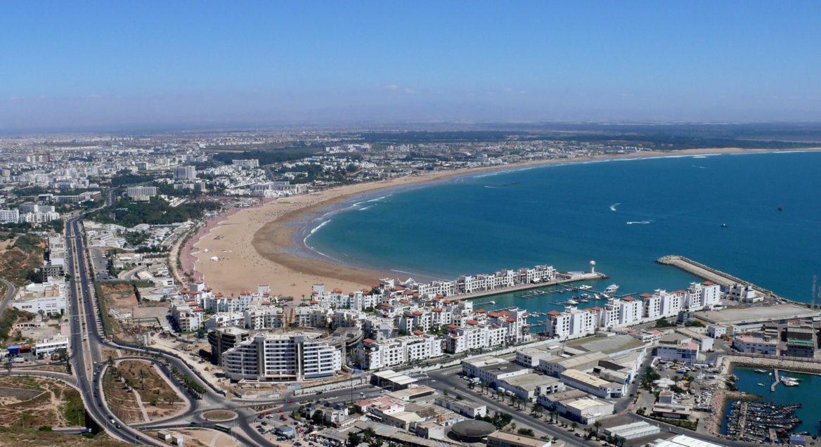 Un bon séjour à Agadir