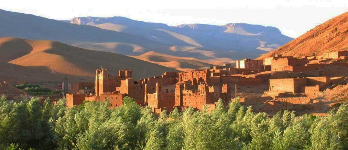 voyagez au Maroc