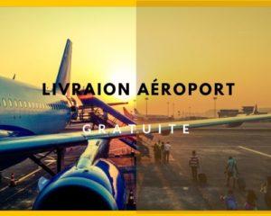 Nous vous livrons votre voiture de location à l'aéroport d'Agadir